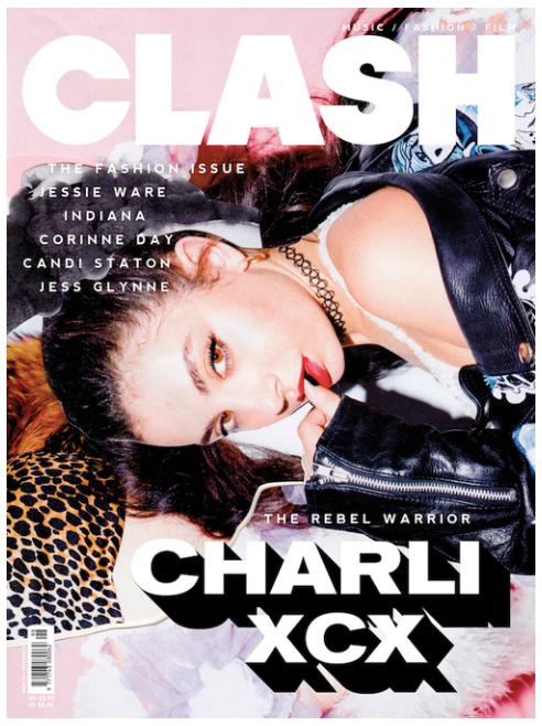 Clash Issue 98 Charli XCX