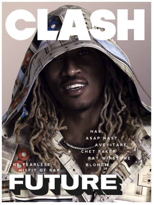 Clash Issue 94 Future