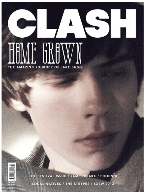 Clash Issue 84 Jake Bugg