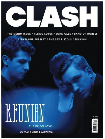 Clash Issue 79 The xx