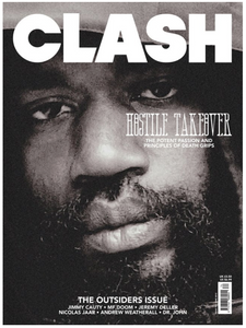 Clash Issue 74 Death Grips