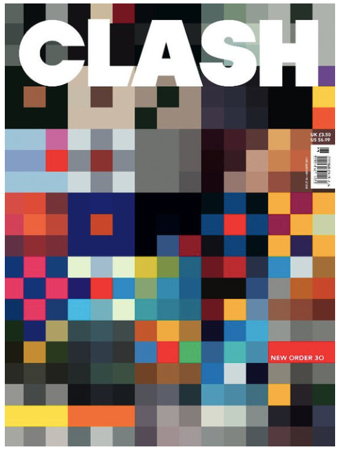 Clash Issue 64 New Order