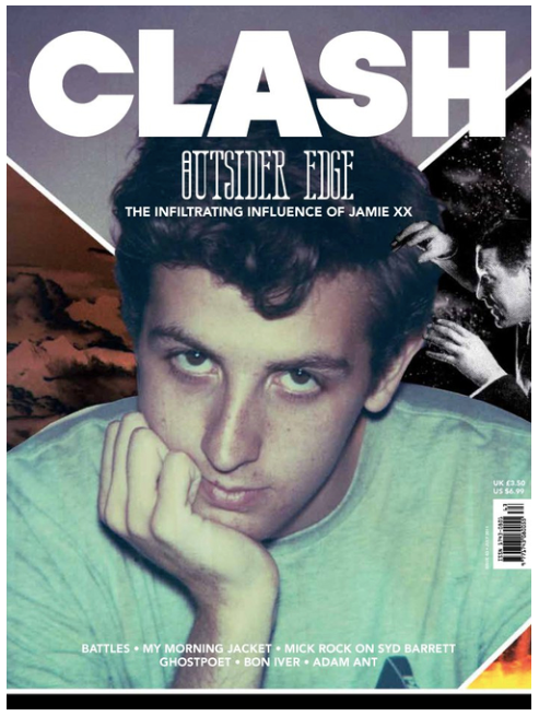 Clash Issue 63 Jamie xx