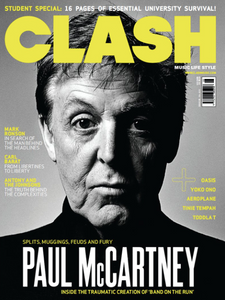Clash Issue 55 Paul McCartney