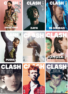 6 Issue Subscription to Clash Magazine