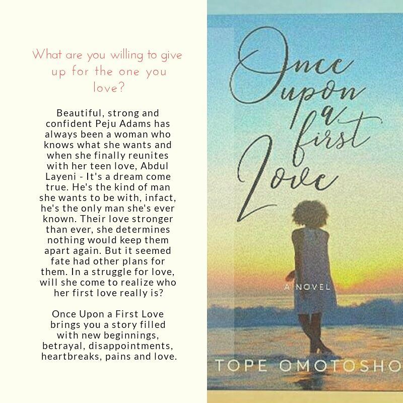 Book Review: Once Upon A First Love by Tope Omotosho