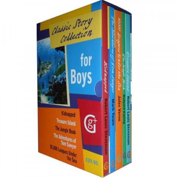 Classic Story Collection for Boys (Box Set)