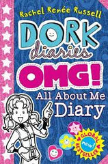 Dork Diaries: OMG All About Me Diary