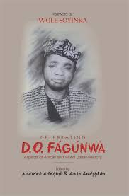 Celebrating D.O Fagunwa