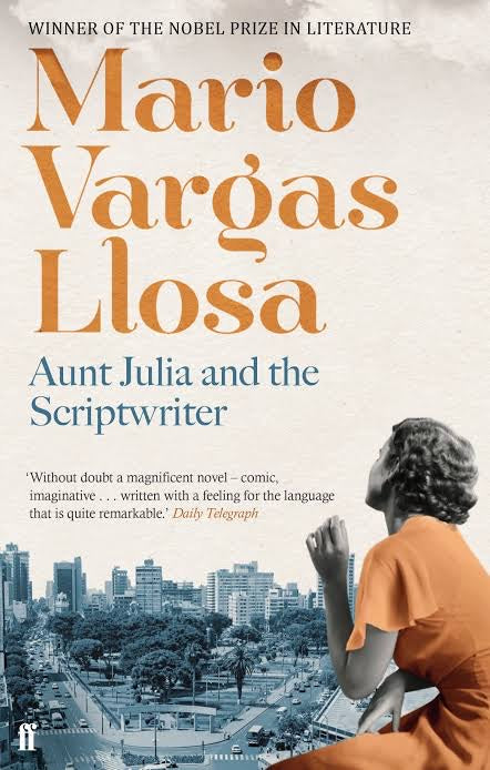 Aunt Julia and the Sriptwriter