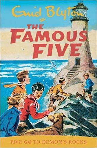 The Famous Five Go To Demon's Rock
