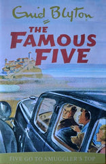 The Famous Five Go To Smugglers Top