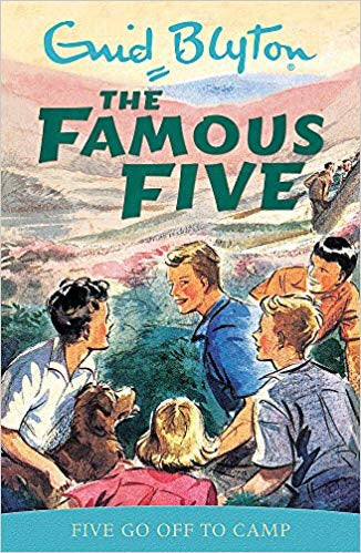 The Famous Five Go Off To Camp