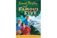 The Famous Five Gets Into Trouble