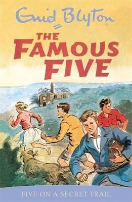 The Famous Five On A Secret Trail