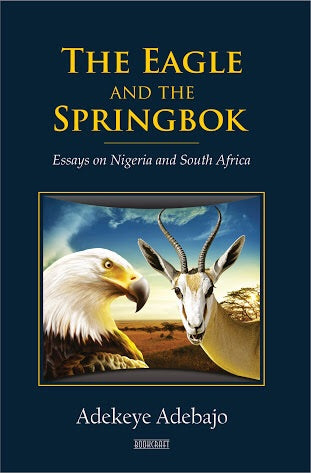 The Eagle And The Spring Bok