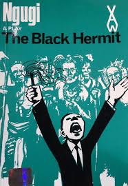 The Black Hermit