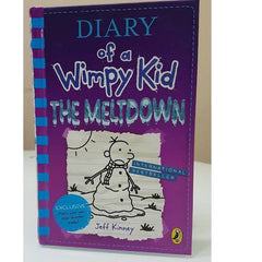 Diary Of A Wimpykid The Melltdown
