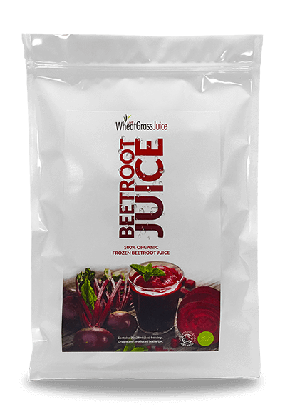 Beetroot Juice Bag