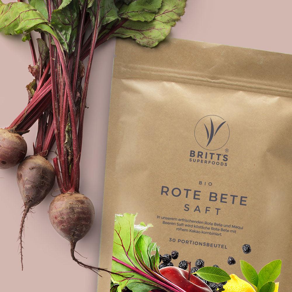 Rote Bete x 30 Portionsbeutel
