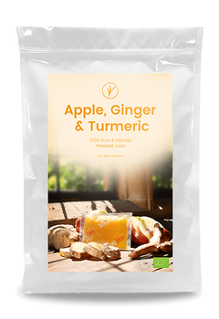 Apple, Ginger & Turmeric Product Bag