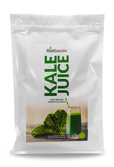 Kale Juice Bag