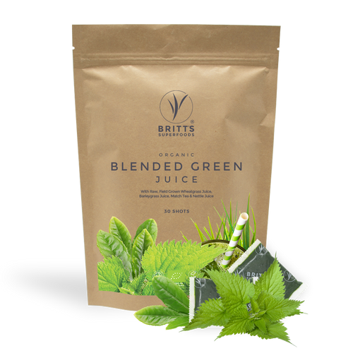 Blended Green Juice