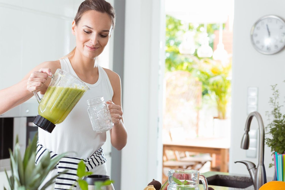 Superfood juices for super skin