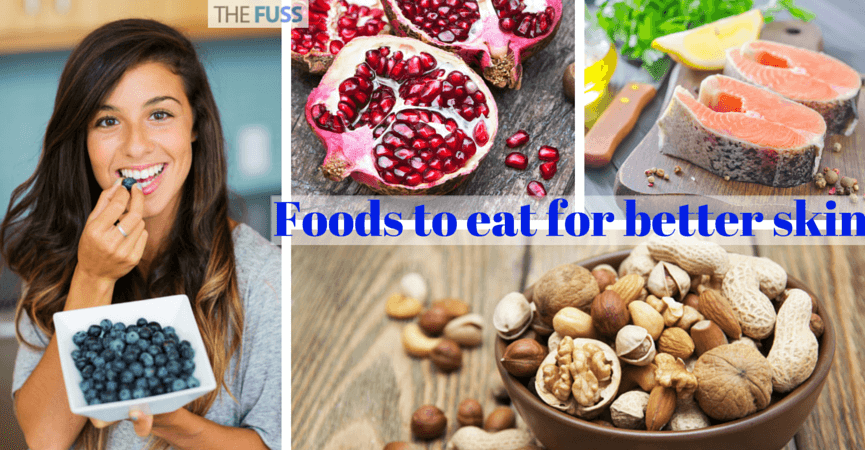 8 Foods to Eat for Glowing Youthful Skin