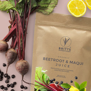 Beet & Maqui Juice - 30 Shots