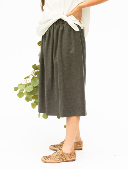 [New Arrival] MS-518SK Wool Skirt