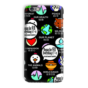 Vegan For Everything Phone Case