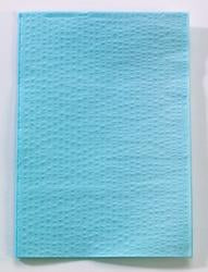 Procedure Towel Blue, Waffle Embossed