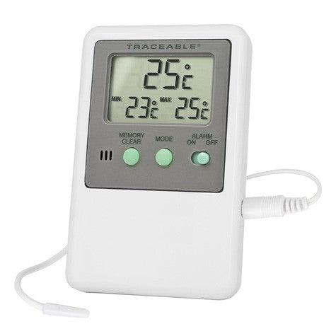 Memory Traceable Monitoring ThermometerControl CompanyVaccine ThermometerAOSS Medical Supply