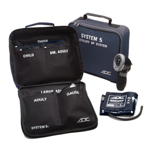 Pediatric Cuff Kit - Complete Blood Pressure Cuff Kit ADC® ADView® 2 Diagnostic Station Cuffs