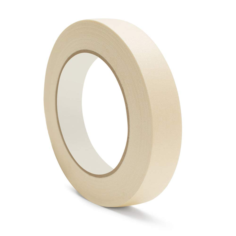 Masking Tape 5.0 Mil Thick 1/2 Inch x 60 Yards 72 RollsAOSS Medical SupplyMasking TapeAOSS Medical Supply