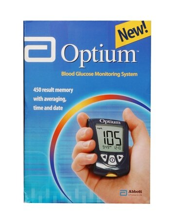 Medisense Optium Blood Glucose MeterAOSS Medical SupplyAOSS Medical Supply