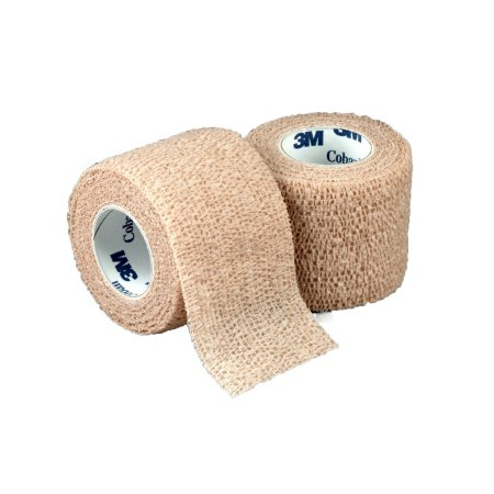 3M™ Coban™ Self-Adherent Wrap 1 x 5 yds (Tan)