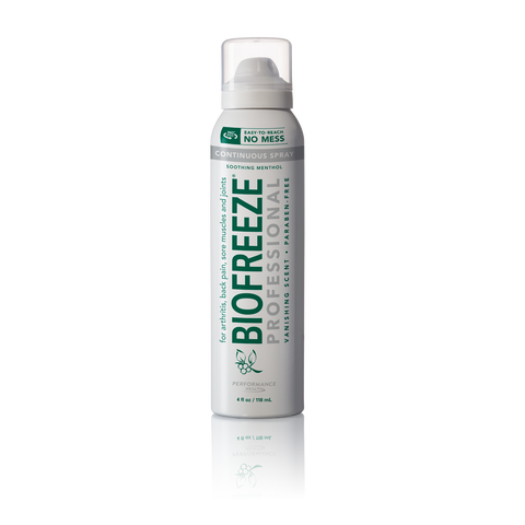 Biofreeze Professional 4 oz., 360° Spray