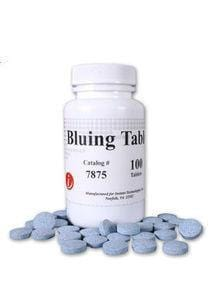 Alere Toxicology Testing Supplies Instant Bluing Tablets, 100/bx