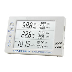 New Traceable® Excursion-Trac Datalogging Barometer