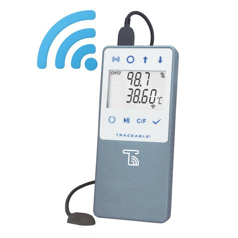 TraceableLIVE® Ambient Datalogging HygrometerTraceable® ProductsHygrometerAOSS Medical Supply
