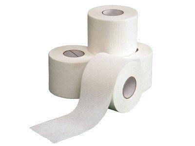 "Andover Healthcare PowerTape Cohesive Bandage 2"" x 15 yd, WhiteAndover Healthcare, Inc.Cover TapeAOSS Medical Supply"