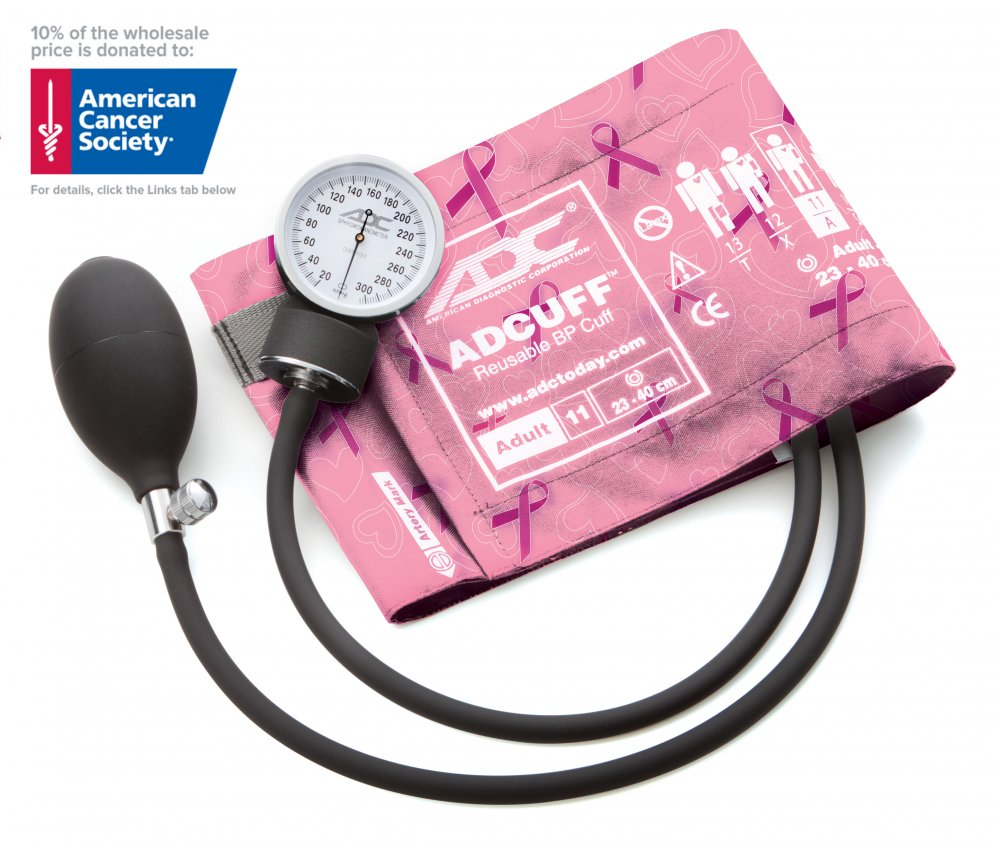 Prosphyg™ 760 Pocket Aneroid SphygADCBlood PressureAOSS Medical Supply