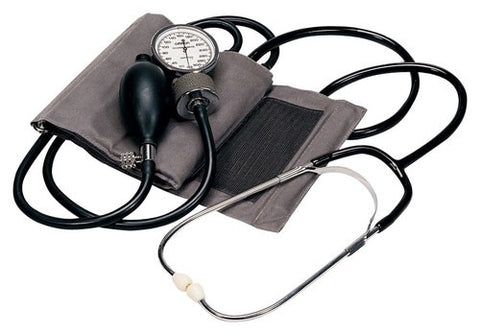 Self Taking Manual Blood Pressure Kit - Logical® Omron