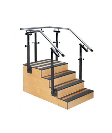Clinton Adjustable One-Sided StaircaseClinton IndustriesTraining StaircaseAOSS Medical Supply