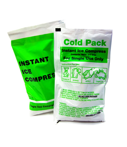 AOSS 5 x 9 Instant Ice Pack - 24/Case