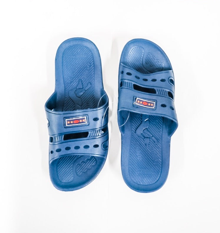 Navy Shower Shoes-PairAOSS Medical SupplyShower ShoeAOSS Medical Supply