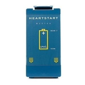 Heartstart Onsite/FRX AED Battery (Long Life LiMnO2)PhilipsHeartStart BatteryAOSS Medical Supply