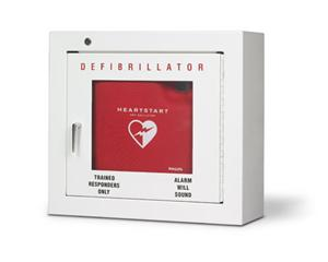 Philips Defibrillator Cabinet, BasicPhilipsAED AccessoriesAOSS Medical Supply